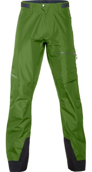 Norrøna Falketind Gore-Tex lange broek groen